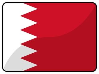 drapeau bahrein bahrain flag