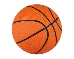 Basketball mit Beschneidungspfad