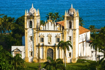 Santo Antonio do Carmo church olinda