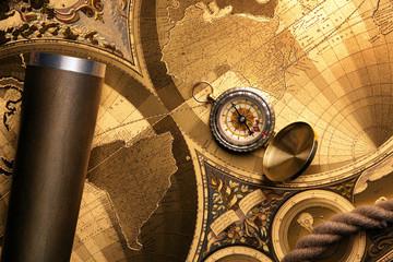 Old Navigation instruments