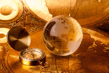Old Gold treasure map