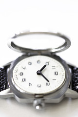 視覚障害者用腕時計