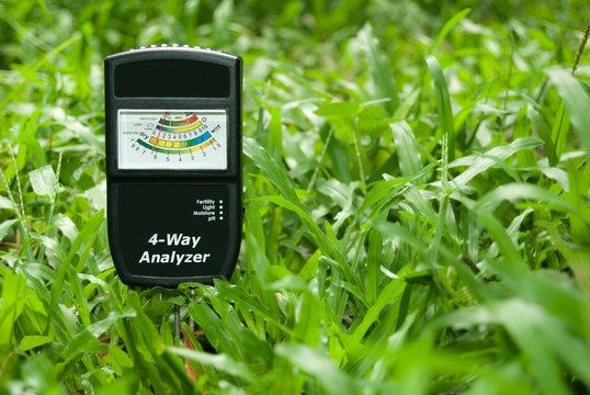 soil analyzer tool