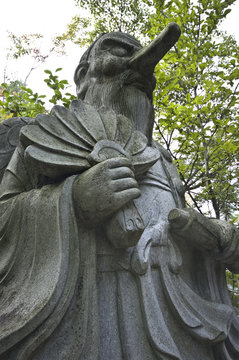 Statua con Nasone