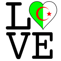 I Love Algérie