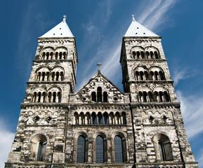 Cathédrale de Lund en Suède