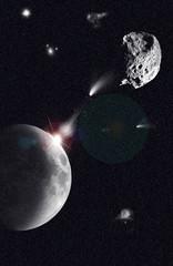impact météorite