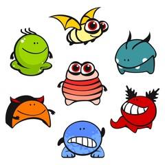 Cute monsters #6