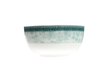 empty bowl with white background