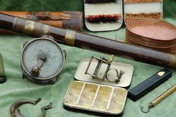 vintage fishing tackle