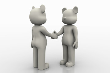 Done deal hand shake