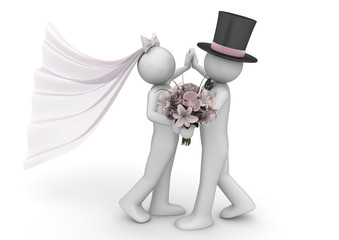 Lifestyle collection - Newlyweds dance