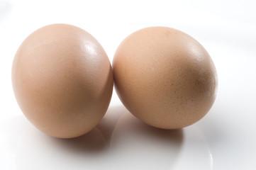 Huevos Frescos  amarillos