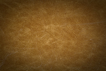Leather Background with Dark Corners