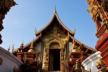 Temple in Northern Thailand