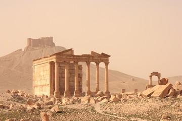 Templo Funerario, Palmira