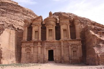 Monastery o Al-Deir, Petra