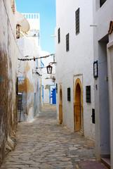 ruelle de tunisie