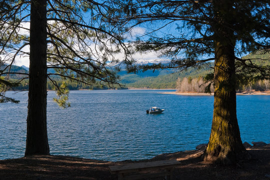 mount shasta lake siskiyou