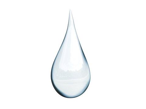 3d - water drop