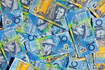 Australian Ten Dollar Notes