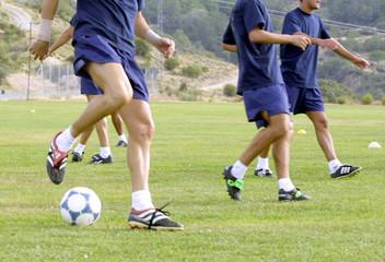 Entrenamientos de fútbol 4