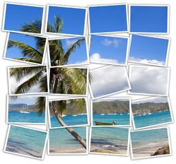 Photos des Antilles