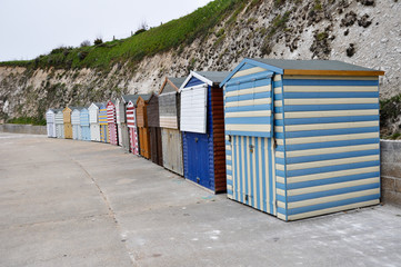 Beach Huts 4