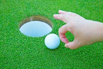 Golf Balll