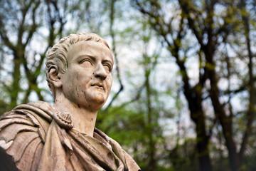 Tiberius Portrait - Bust of 2nd Roman Emperor