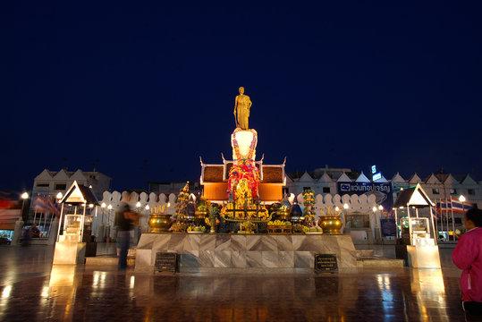 Statue of Thao Suranaree in Korat
