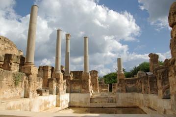 Wall Mural - Bains romains, Libye