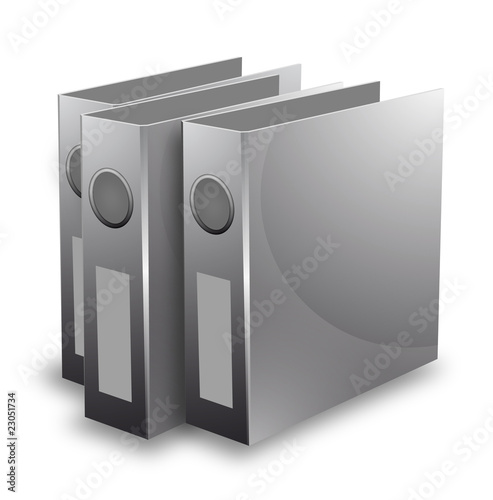 Ordner Ablage Archiv Buro Stock Image And Royalty Free Vector Files