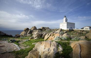 Faro di Capo Testa (Sardegna)