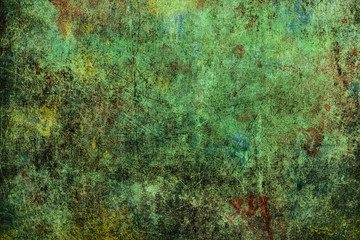 Grunge rough Painted Surface Texture Background