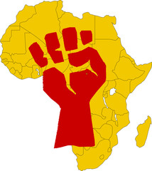 power of africa