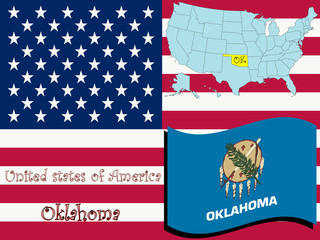 oklahoma state illustration