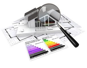 Energy efficiency construction evaluation
