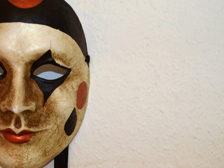 Maske, Theater
