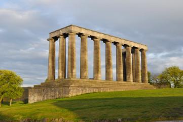 National Monument, Edinburgh, Scotland