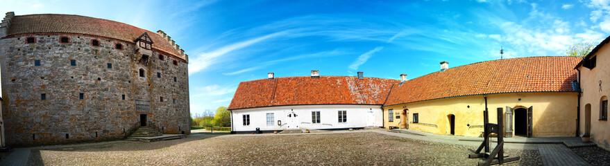 glimmingehus castle panorama 01