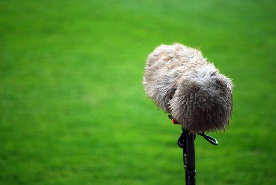 microphone boom