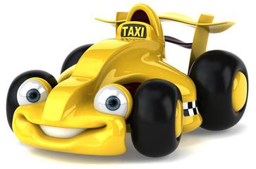 Cadres-photo bureau Voitures enfants Taxi