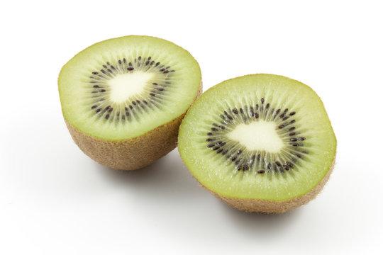 Kiwi Fruit in halfs