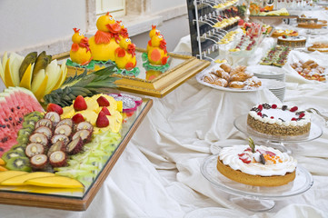 Sweet Buffet.