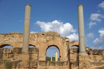 Wall Mural - Ruines romaines, Libye