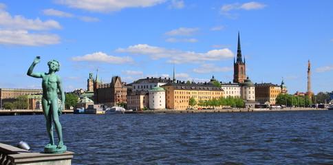 Riddar Holmen, Stockholm