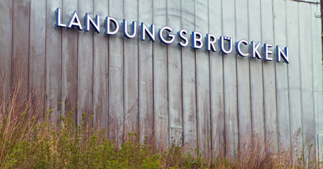 Landungsbrücken, Hamburger Hafen