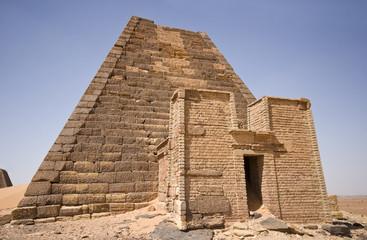 Sudanese pyramid