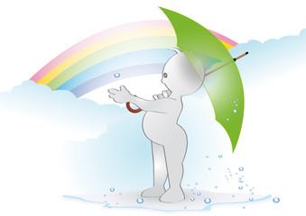 Grafix rainbow